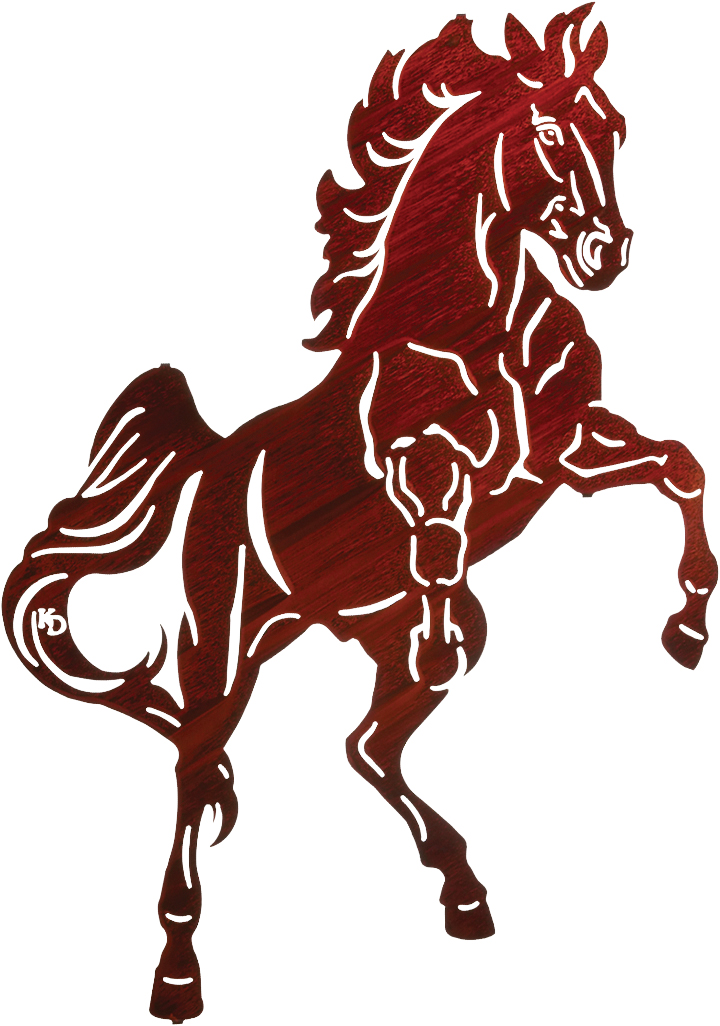 sc 1 st  Texas Web Store & HORSE WALL ART PONIES WALL HANGINGS METAL WALL ART HANGINGS