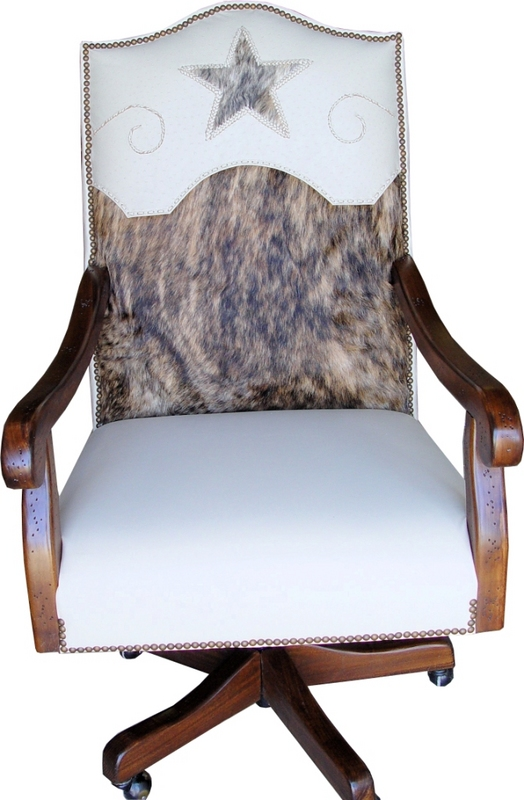 COUNTRY WESTERN OFFICE CHAIRS COWHIDE OFFICE CHAIRS, COWHIDE DESK CHAIRS  COWHIDE EXECUTIVE SWIVEL CHAIRS, COWHIDE GUEST CHAIRS