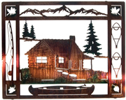 Hunting Cabin home decor