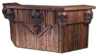 Country Western Game Room Furniture / Bars - Bar Stools