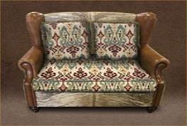 Country Western Settee