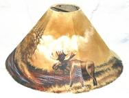 Western  / Wildlife Lamp Shades