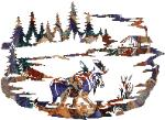 Moose / Elk Wildlife Themes - The Great Outdoors Man