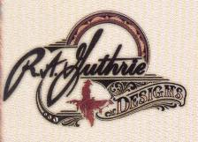 R.A. GUTHRIE DESIGNS, COUNTRY WESTERN THEME HOME DECOR ACCENTS