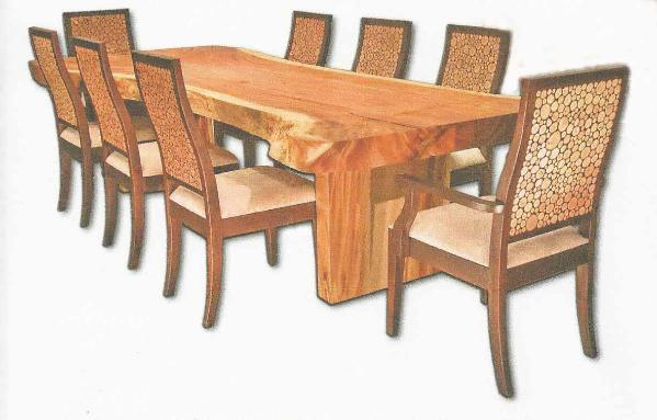 Country Western Dining Room Furniture Sets - TexasWebStore