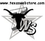 Texas Web Store Logo on rustic bedrooms page