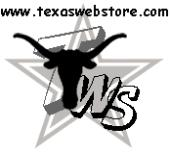Texas Web Store Logo on about us page