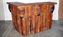 WESTERN HOME DECOR / RUSTIC WESTERN BARS / GAME ROOM FURNITURE