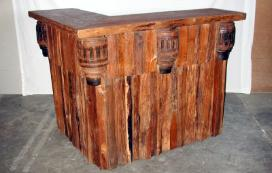 WESTERN HOME FURNITURE RUSTIC WESTERN BARS - GAME ROOM FURNITURE