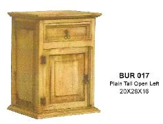 COUNTRY WESTERN STYLE NIGHTSTANDS